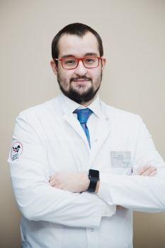 Врач уролог-андролог Мотин Алексей Валерьевич