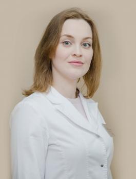 Доктор Безменова Валерия Александровна