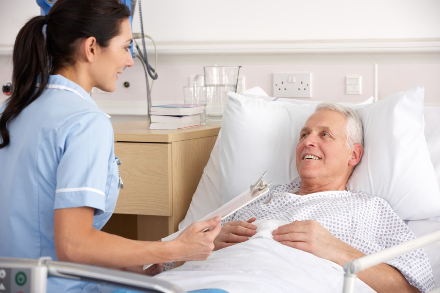 Медицинская реабилитация мужчин после операции